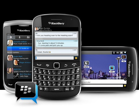 Download aplikasi Blackberry lengkap disini (Offline Installer)